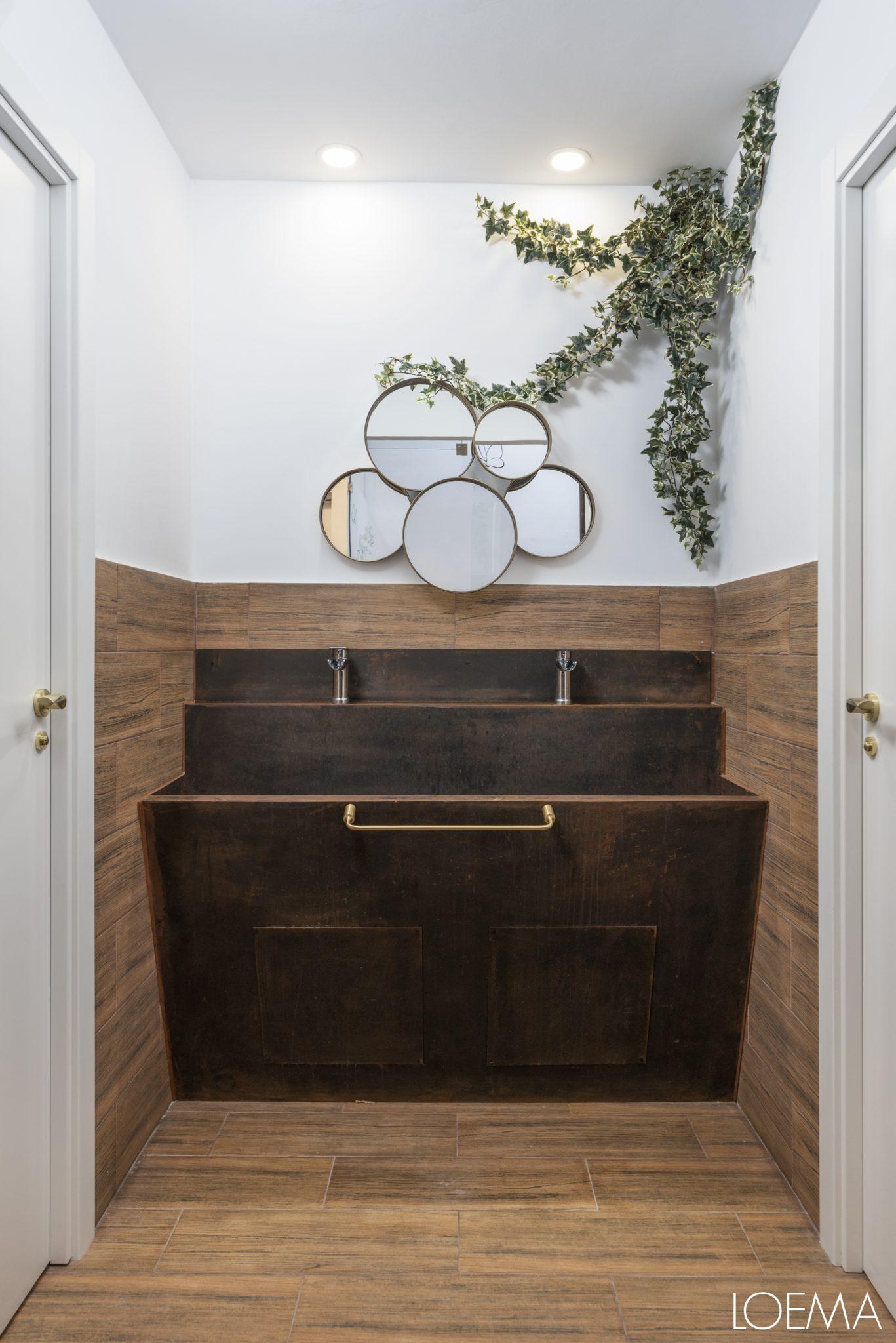Reforma de baño | Decoración con plantas