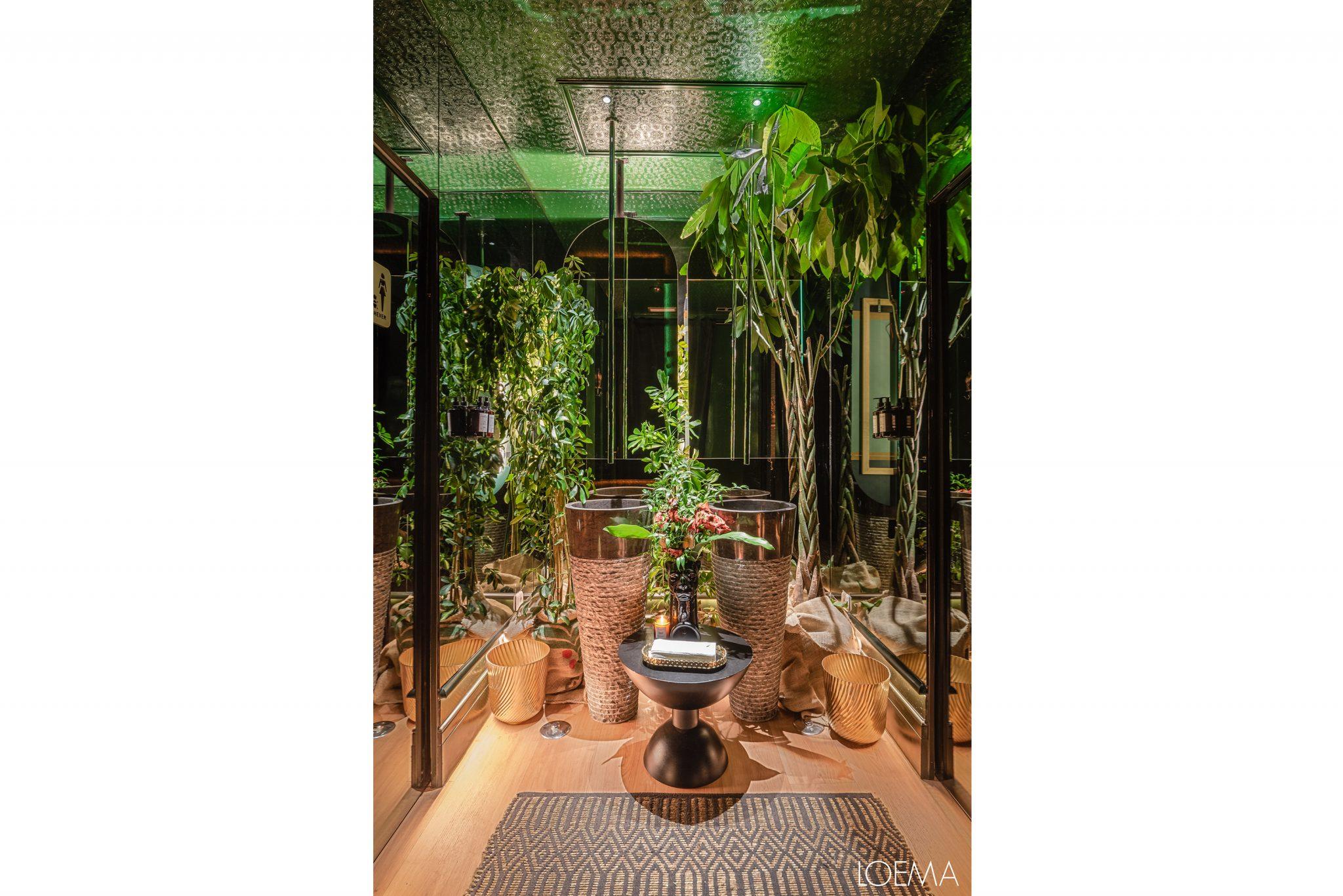 Bump Green - Reforma Integral baño