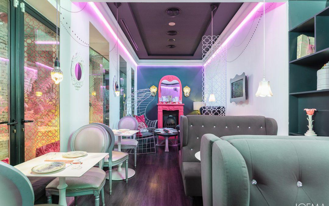 Reforma Integral de restaurante – Miss Sushi