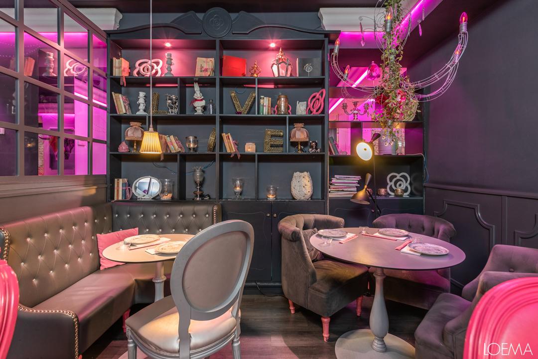 Reforma Integral Restaurante Miss Sushi