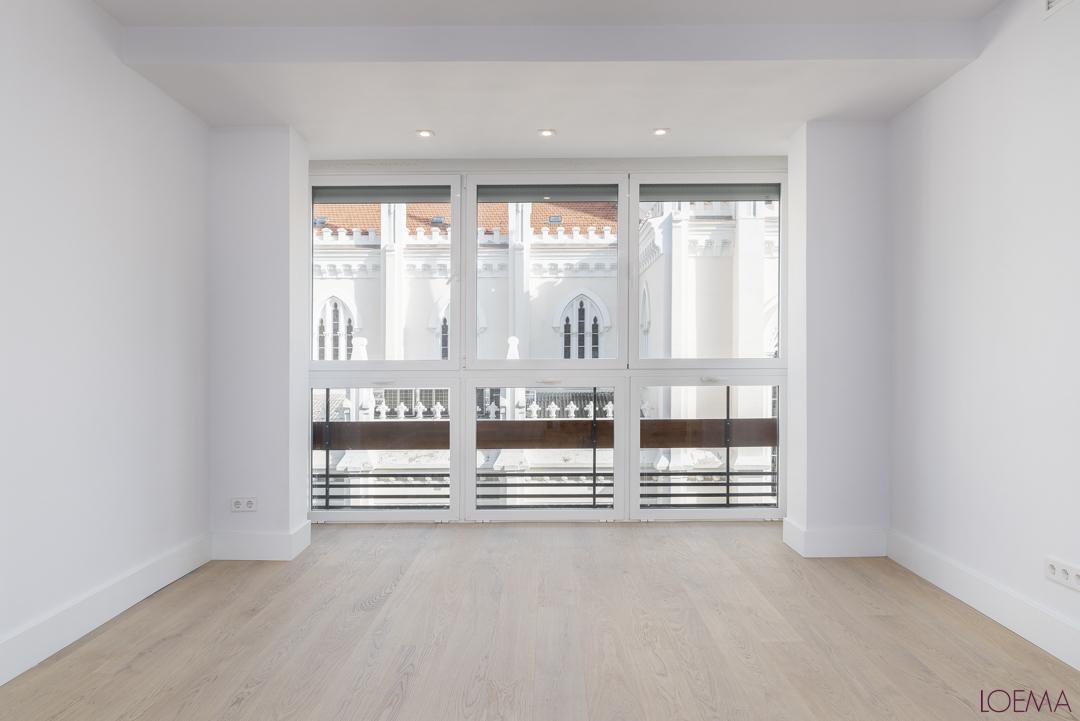 Reforma integral de piso en barrio Salamanca de Madrid-1