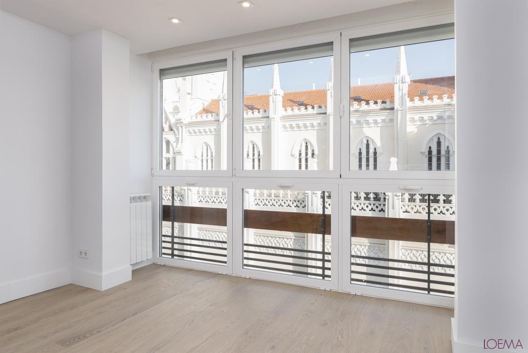 Reforma integral de vivienda en Barrio Salamanca-3
