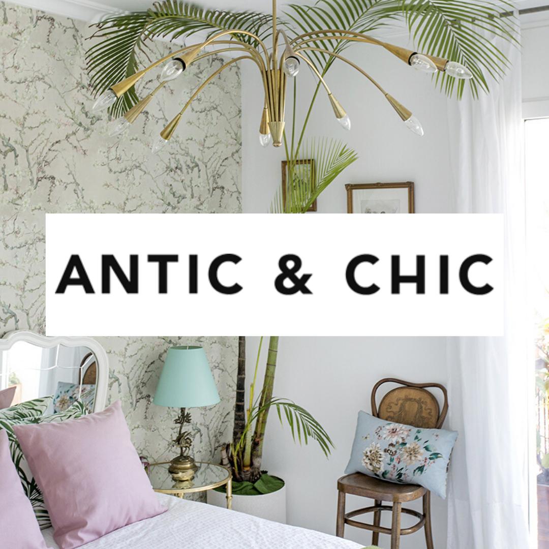 Logo Antic&Chic