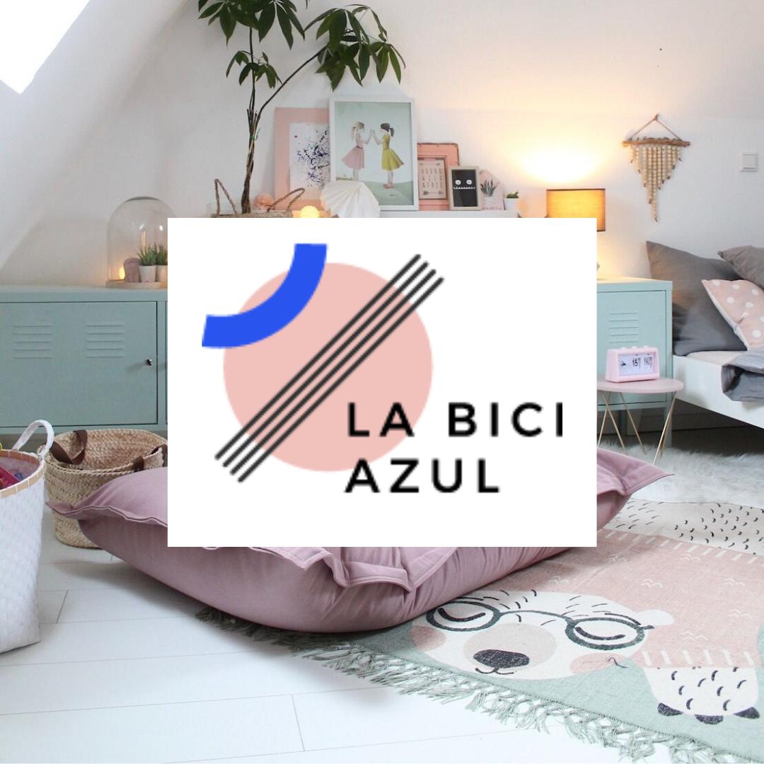 Logo La Bici Azul