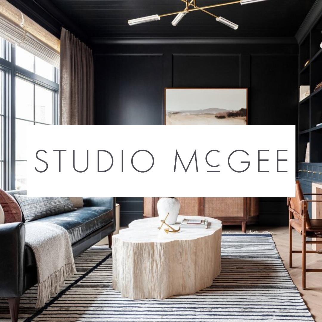 Logo Studio McGee