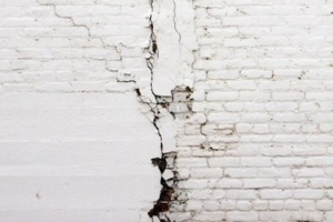 Grieta en la pared